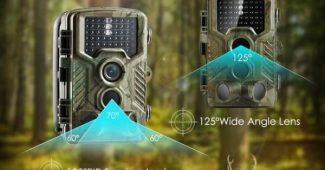 caméra de chasse jour et nuit