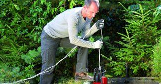 pompe forage
